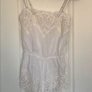 Victoria's Secret lingerie romper